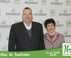 SINOSTUR 10 ANOS COSTÃO DO SANTINHO
